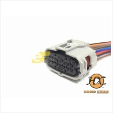 Wire Harness - Malaysia Terminal Clip, Relay, Switch