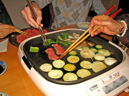 Ultima lezione di cucina casalinga giapponese, secondo livello by fugzu