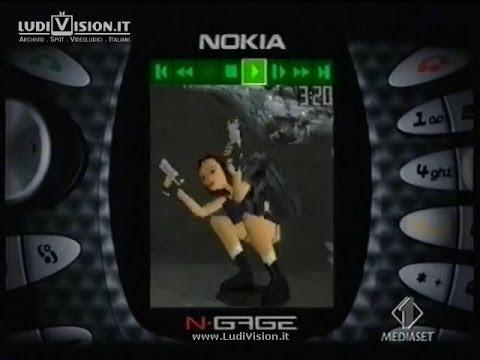Nokia N-Gage - Tomb Raider (2003)