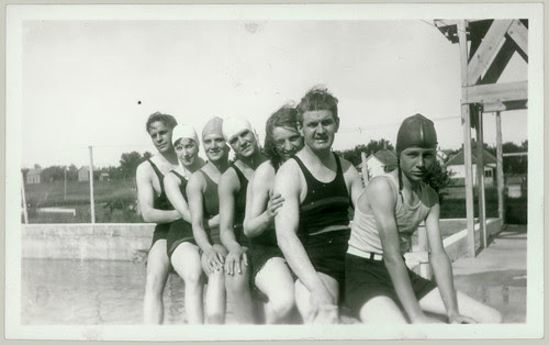Seven Swimmers
