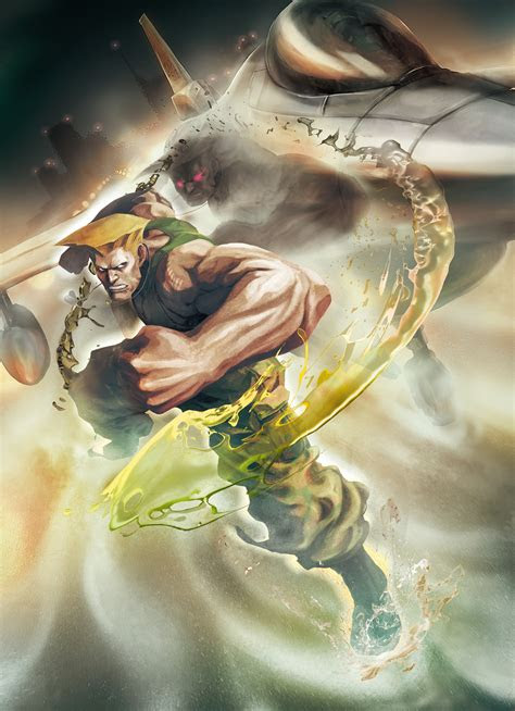 wallpaper guile street fighter  tekken games