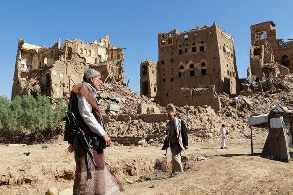 Yemen Peace Talks Begin With Agreement to Free 5,000 Prisoners