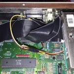 Instalación Gotek + Floppy internos en Amiga 500 con selector (44)