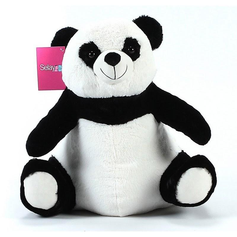 Peluş Panda 40cm ürün Kod 5111