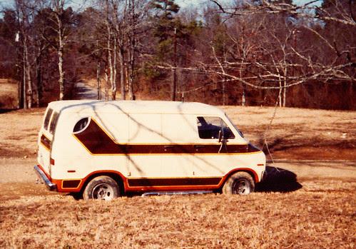Daddy's Van