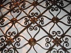 Gate Made in 1935