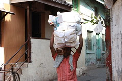 My Love Letters To Her Being Sent To The Garbage Heap by firoze shakir photographerno1