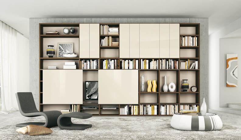 Bedroom Modern Wall Shelves Design For Tv