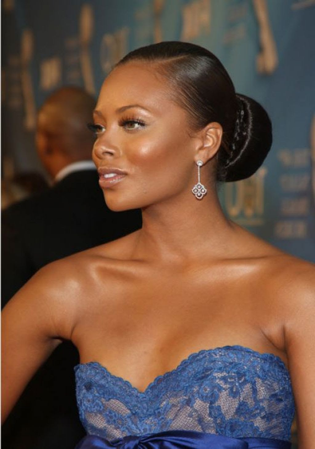 5 Sounding Wedding Braided Bun Hairstyles for Black Women ...