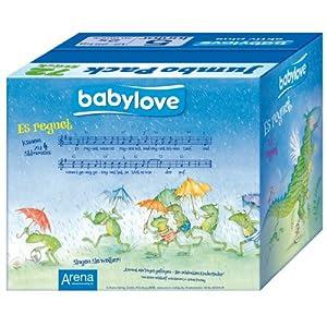 Babylove Windeln Größe Junior 12-25 kg Jumbopack, 72 Stück