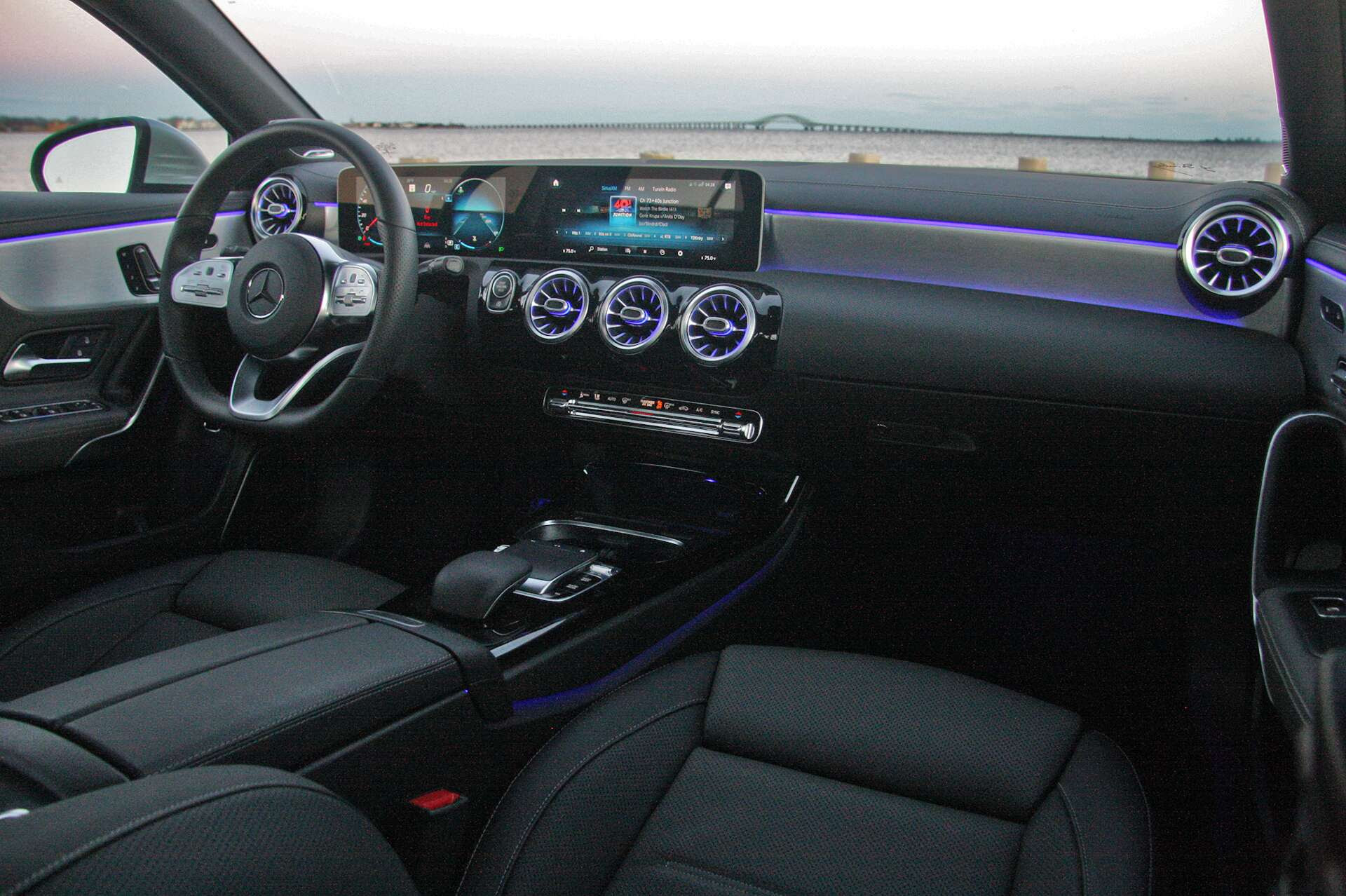 2019 Mercedes-Benz A220 New Dad Review: New Baby Benz ...