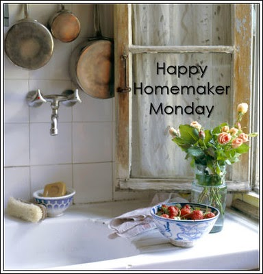{ Happy Homemaker Monday - 04/27/2020 }
