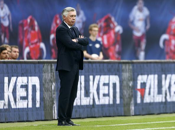 Carlo Ancelotti (Reuters)