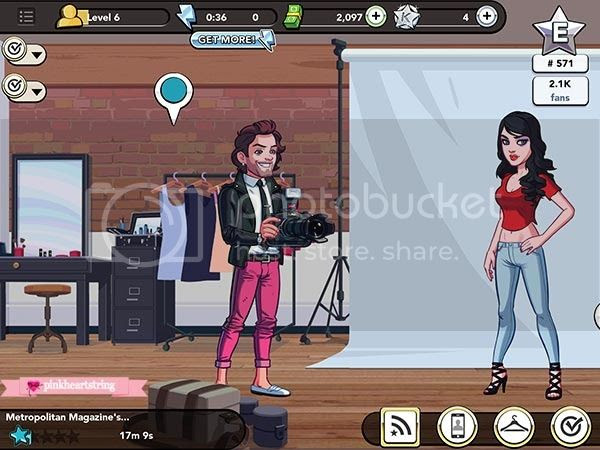 Kim Kardashian Hollywood App Review