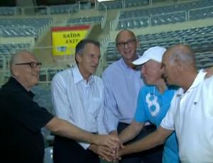 Especial dos 50 anos do título mundial de basquete de 1963 (Foto: Reprodução SporTV)