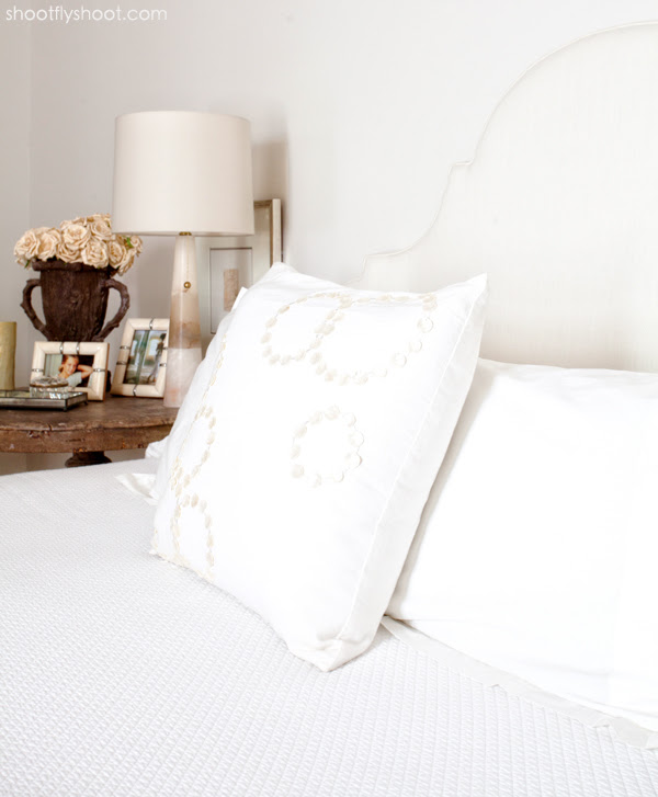 Atchison Home | Master Bedroom | White Bedding