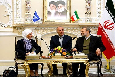 Talks were held between the Syrian Arab Republic and the Islamic Republic of Iran in Tehran on January 30, 2014. The two states enjoy fraternal relations. by Pan-African News Wire File Photos
