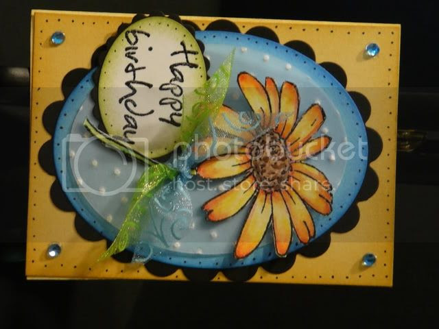 Flowers For Daisy Stamp Set by Gina K Designs
