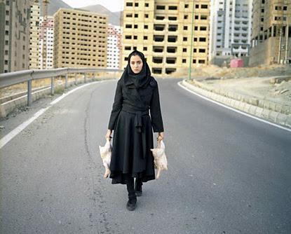 by newsha tavakolian, iranian photographer