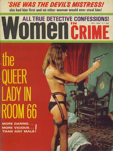 women in crime