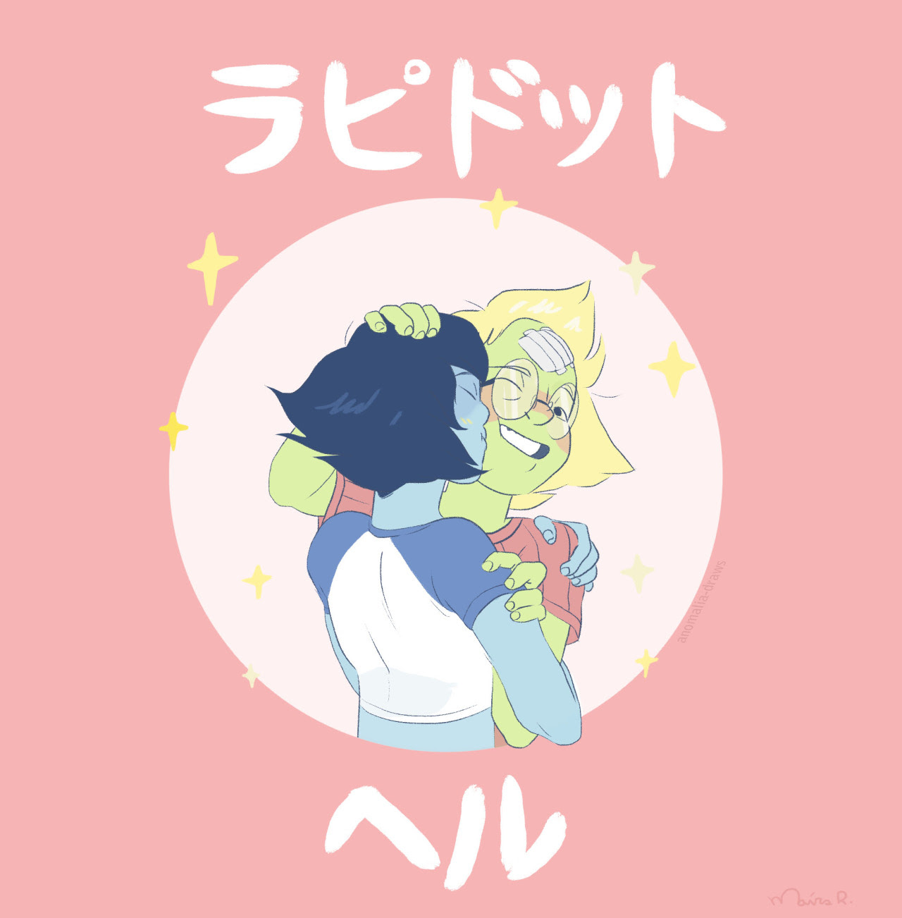i can't stop shipping these two… SEND HELP