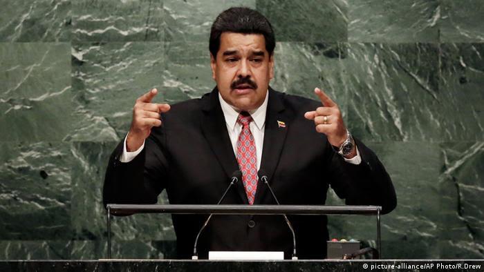 Nicolas Maduro Venezuela UN Vereinte Nationen