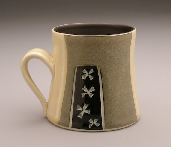 Two leaves Mug- Ruchika Madan