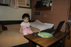 My First Fast My First Morsel and Her Touch Nerjis Asif Shakir 1 Year Old by firoze shakir photographerno1