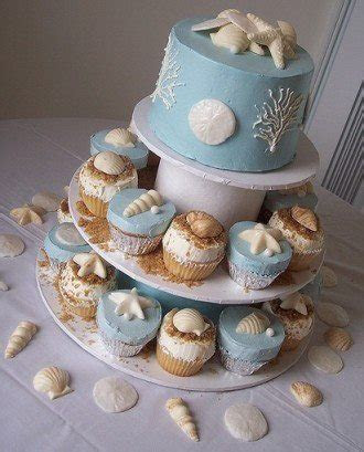 79 best Florida Beach Wedding Cakes images on Pinterest
