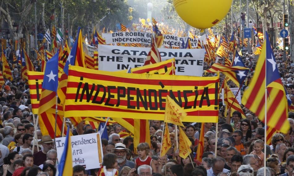 Imagini pentru referendum catalonia