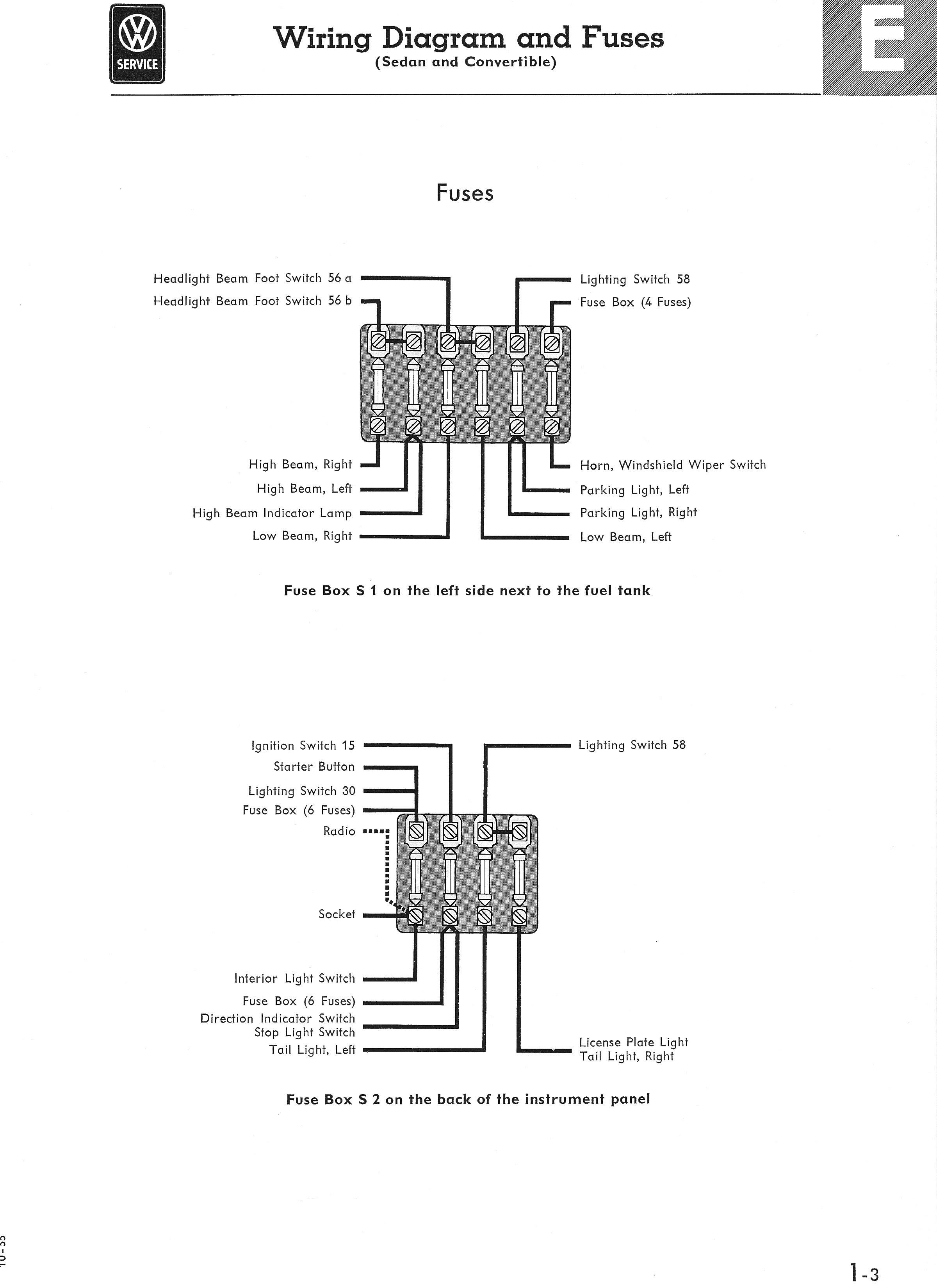 1968 vw headlight switch wiring diagram image 4