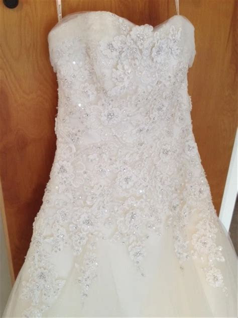 Maggie Sottero Ivory Beaded with Tulle Nora Feminine