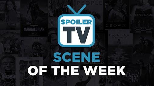 Scene of the Week with #12Monkeys #AgentsOfSHIELD #AmericanGods #Arrow #BetterCallSaul #BrooklynNineNine...