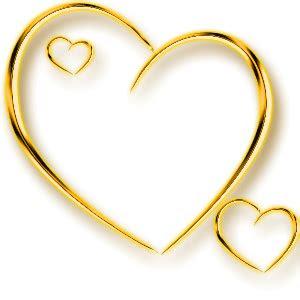 wallpaper cinta terbaru gambar hati emas bergerak kelap kelip