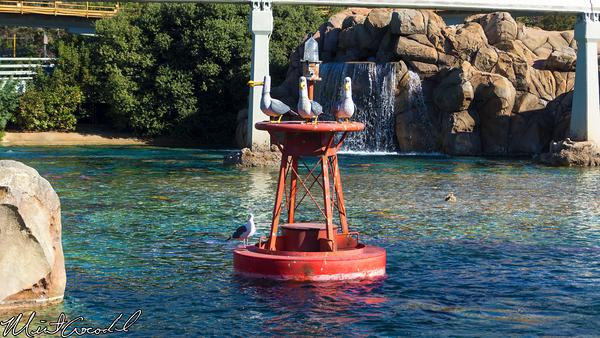 Disneyland Resort, Disneyland, Finding Nemo, Submarine, Voyage, Seagull