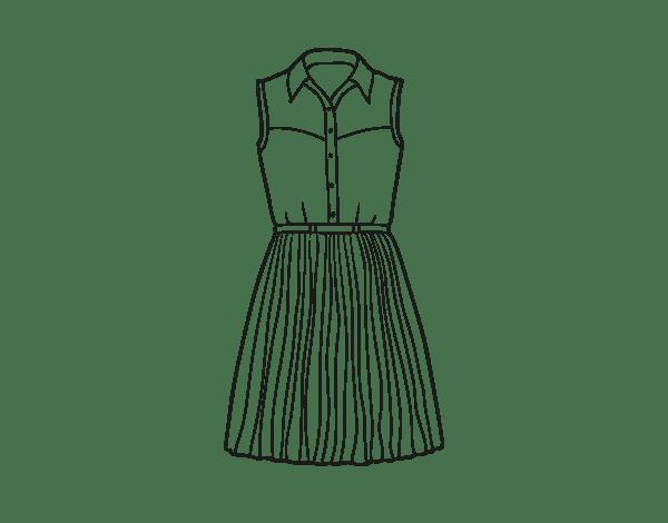 Blog Di Moda Italia Immagini Di Vestiti Da Sera Da Colorare