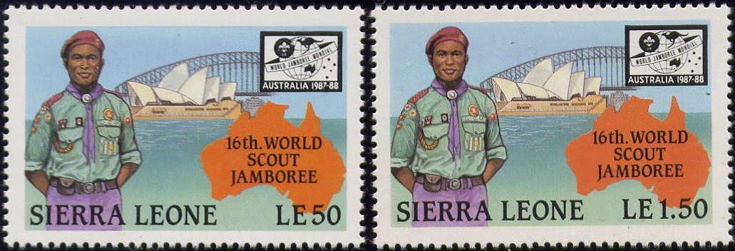 Sydney-Sierra Leone