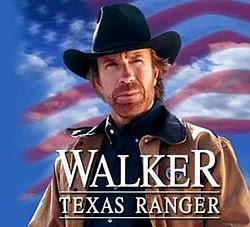 Grant Walker, Texas Ranger