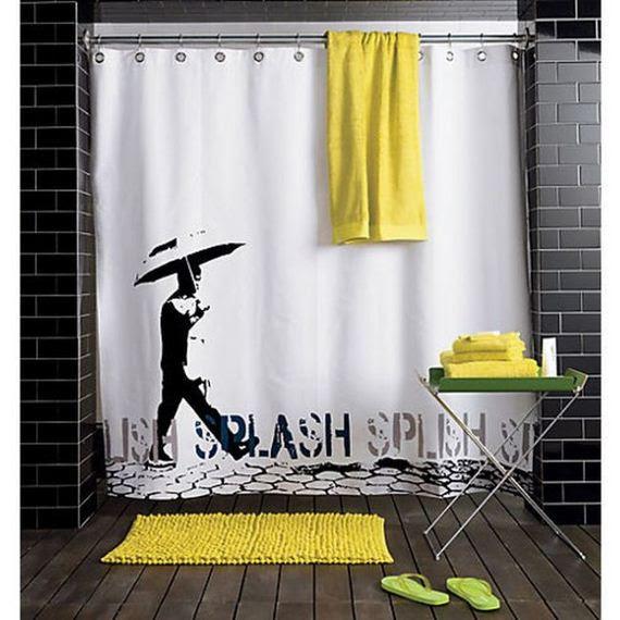 Creative Shower Curtains | Barnorama