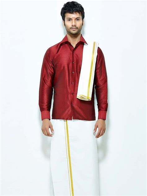 Pin by Bharatplaza on South Indian Mens Wear in 2019