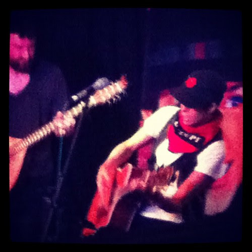 Michelle Shocked at the Cluny