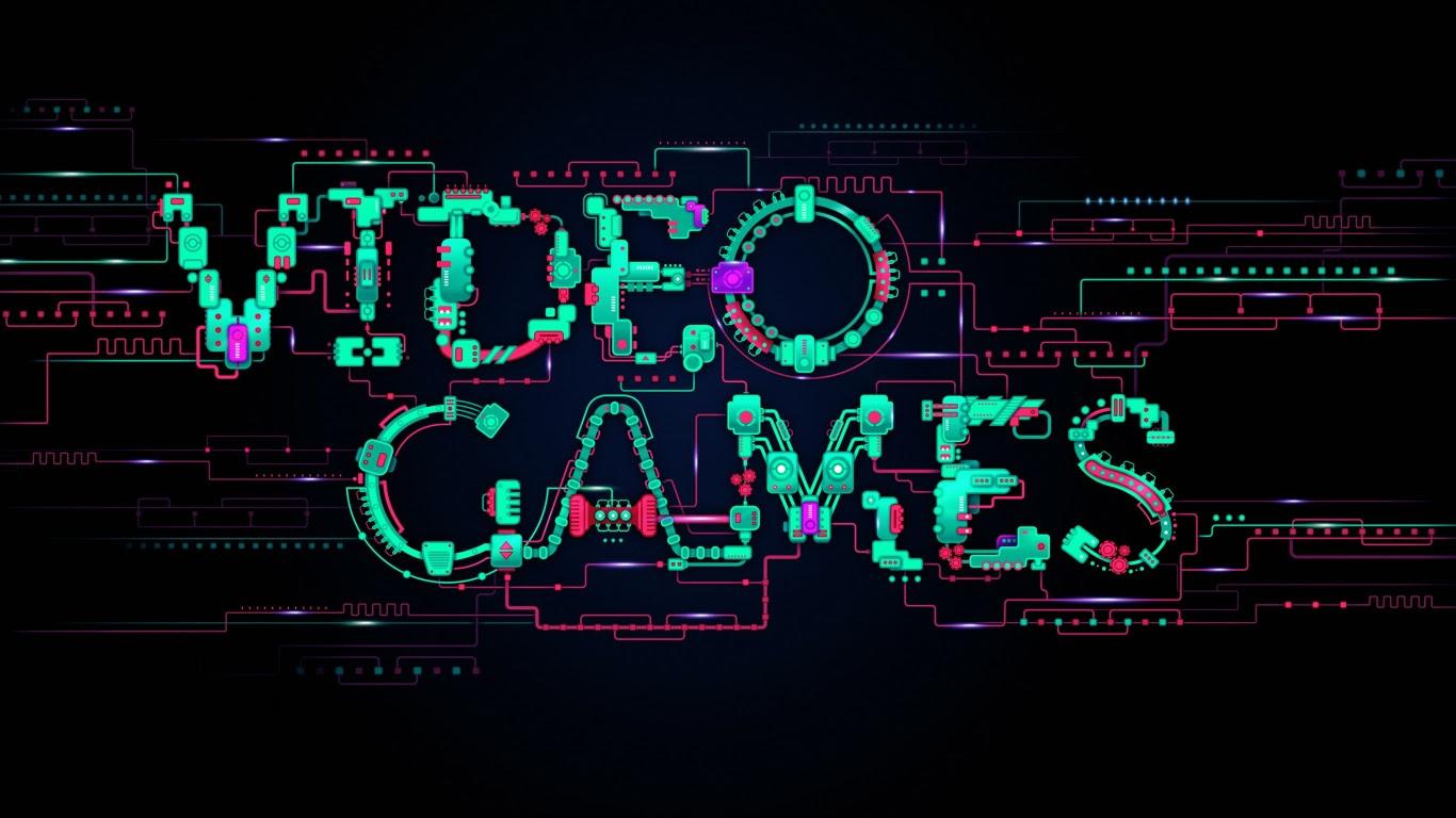 Video Game S Wallpaper 1366x768 38610