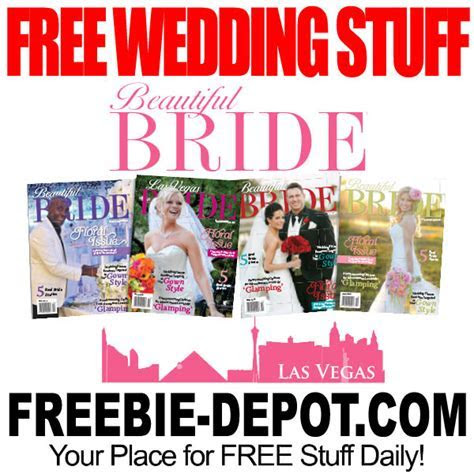 FREE WEDDING STUFF ? Beautiful Bride Las Vegas   Freebie Depot