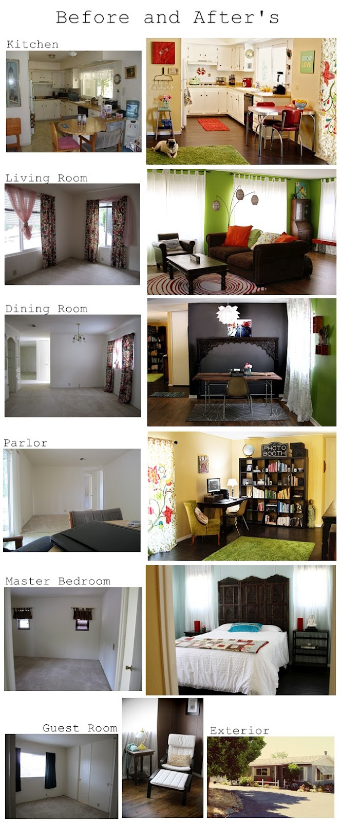 Living Room Decor In A Double Wide Mobile Home | Joy ...