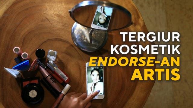 WADUH...Artis Tanah Air Tersandung Endorsement Kosmetik Ilegal