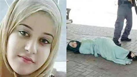 detik detik tentara israel tembak gadis palestina