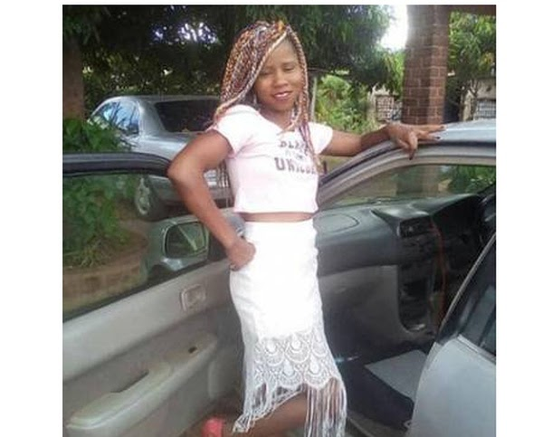 [GIST] Female Dancer Lures Mentally Unstable Man Into Having Sex With Her After Seeing His Manhood