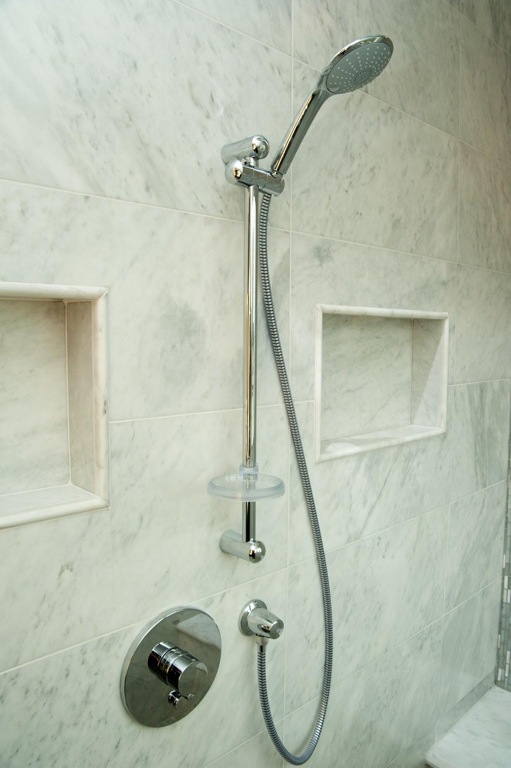 Image Result For Bathroom Niche