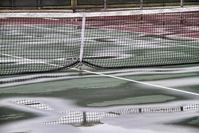 Furman Park tennis court