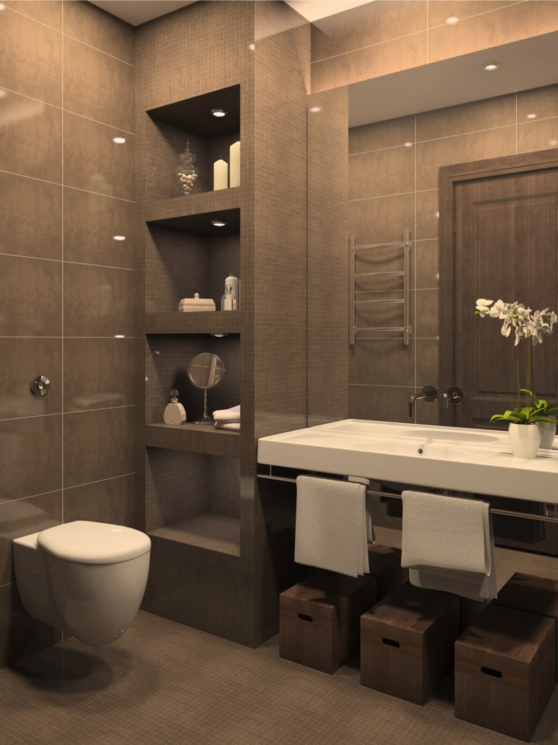 49 Relaxing Bathroom Design and Cool Bathroom Ideas